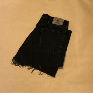 ⋯ Vintage Wrangler High Waist Shorts Cutoffs